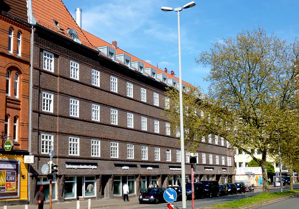 Hannover, Fössestraße 4-12, Teilsanierung, Strangsanierung, MACON BAU GmbH Magdeburg